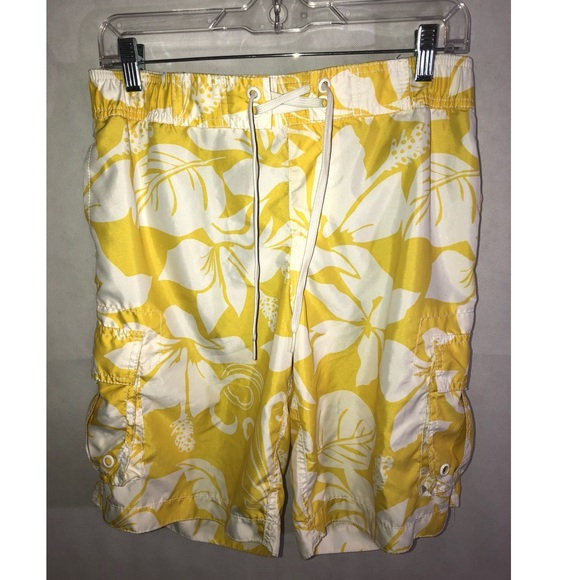 f9a6956d74 Old Navy Swim | Mens Hawaiian Trunks Size S | Poshmark